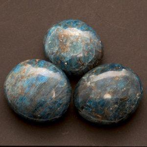 Blauwe Apatiet Trommelsteen
