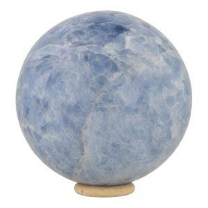 Blauwe Calciet Bol 110mm