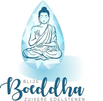 Blije Boeddha logo