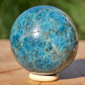 Blauwe Apatiet Bol 68mm