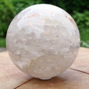 Bergkristal Bol 120mm B26