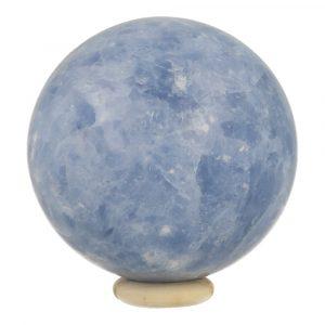 Blauwe Calciet Bol 64mm