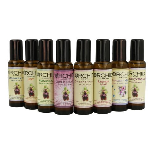 Orchid aurasprays