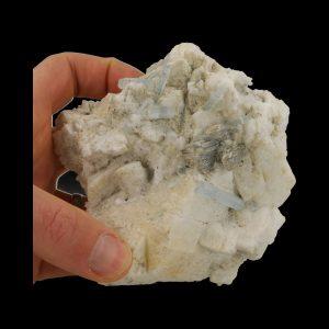 Aquamarijn Kristal Ruw