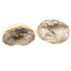 Bergkristal Geode Klein
