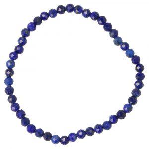 Lapis Lazuli Armband Gefacetteerd