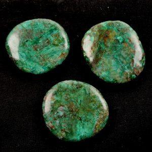 Chrysocolla Amulet