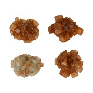 Aragoniet Cluster Ruw 3-4cm