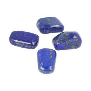 Lapis Lazuli Trommelsteen AAA Kwaliteit
