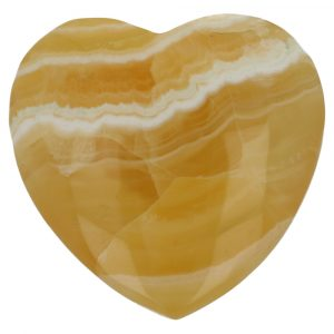 Oranje Calciet Hart 67mm
