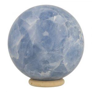 Blauwe Calciet Bol 83mm