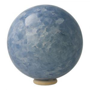 Blauwe Calciet Bol 91mm