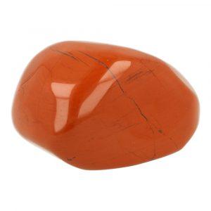 Rode Jaspis Knuffelsteen Jumbo 'B'