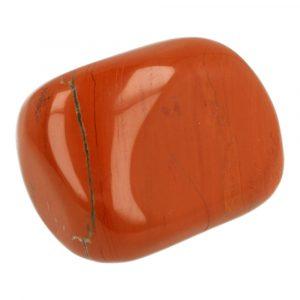 Rode Jaspis Knuffelsteen Jumbo 'A'