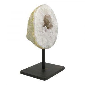 Agaat Geode Op Standaard 'E'