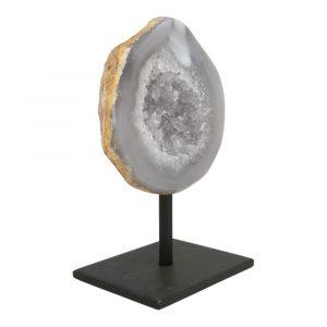 Agaat Geode Op Standaard 'F'