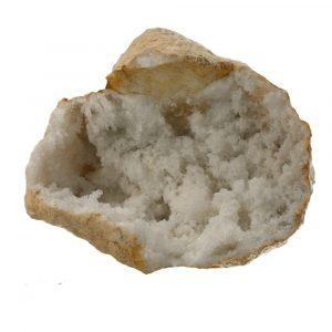 Bergkristal Geode 12-14cm
