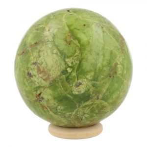 Groene Opaal Bol 64mm