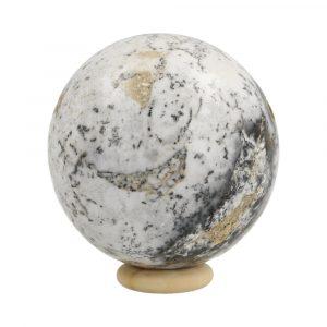 Dendriet Opaal Bol 59mm