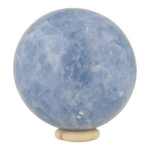 Blauwe Calciet Bol 67mm