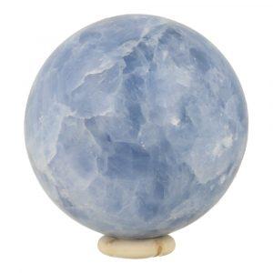 Blauwe Calciet Bol 71mm