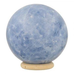 Blauwe Calciet Bol 72mm