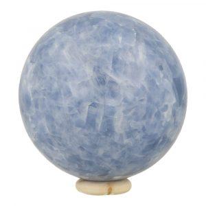 Blauwe Calciet Bol 74mm